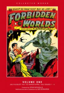 ACG Collected Works - Forbidden Worlds (Vol 1)
